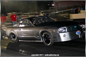 Tommy Kasper / Kaspers Korner Outlaw 10.5 Mustang Atco Points Champion 2011