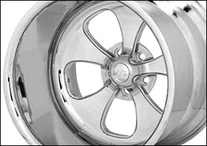 Drag Racing Wheels and Drag Racing Tires - Custom Wheels and Rims